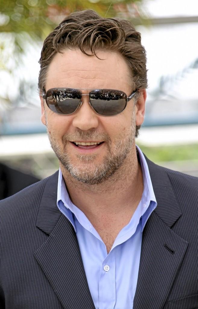 """7- Russell Crowe : """"Mon drapeau ressemble à celui de l'Angleterre."""""""
