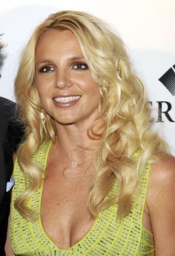 """Britney Spears. """"On a fait nos premiers pas ensemble dans le Mickey Mouse Club. Il a, depuis, bien 'drivé' sa carrière."""""""