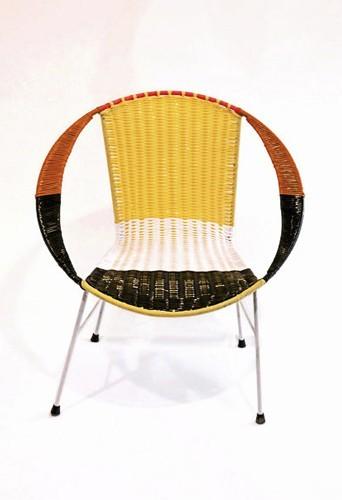 """Marni,""""100 chaises : l'Arte Del Ritratto"""", Design Museum de Londres. Du 20 mars au 7 juillet 2013."""
