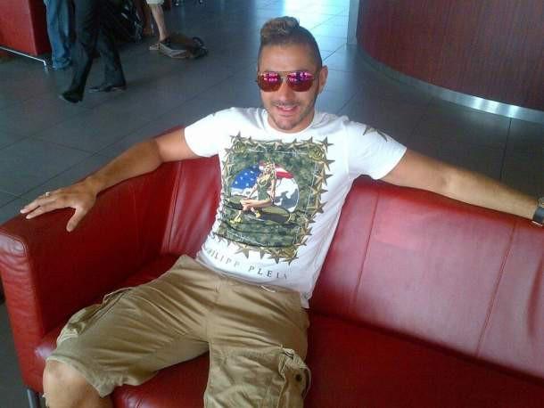 Karim Benzema dévoilait sa nouvelle coiffure sur Twitter