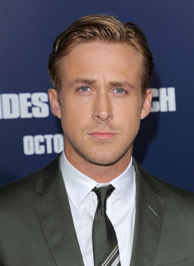 Les lèvres du sexy Ryan Gosling