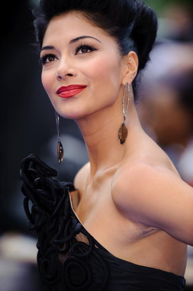 Les lèvres sexy de Nicole Scherzinger