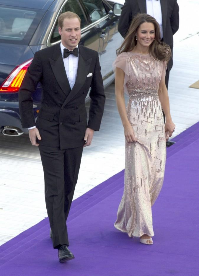 Le duc et la duchesse de Cambridge au dîner de gala du ARK