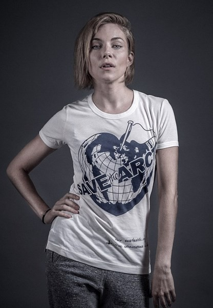 Sienna Miller pour Save The Arctic