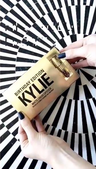 Kylie Jenner : elle dévoile (encore) de nouveaux produits de beauté !