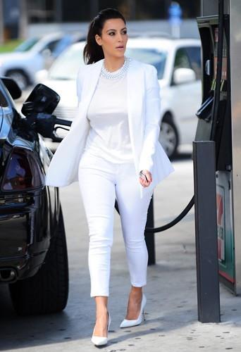 Total look Blanc: c'est presque joli !