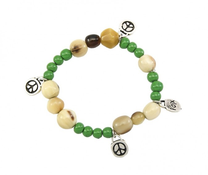 Bracelet à breloques, Chellmy Jewellery. 35 €.