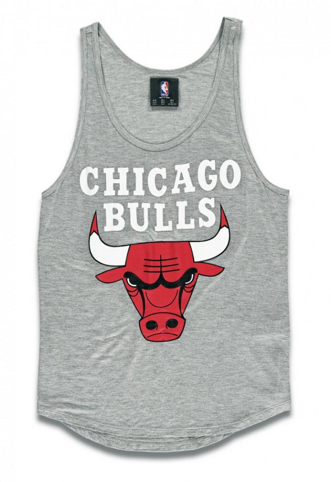 T-shirt Chicago Bulls, Forever 21, 13,50 €.