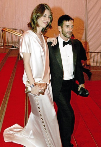 Marc Jacobs et Sophia Coppola