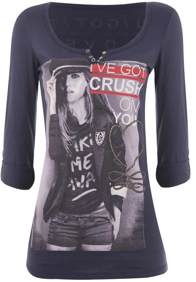 T-shirt manches longues, Tally Weijl. 15,95€.