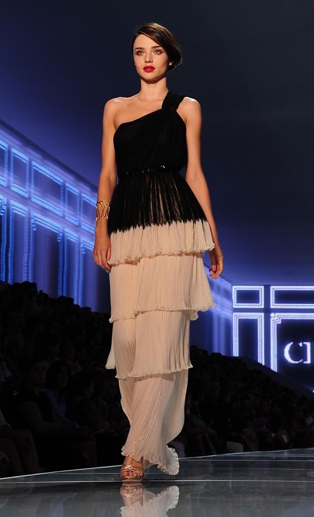 Miranda Kerr pour Christian Dior