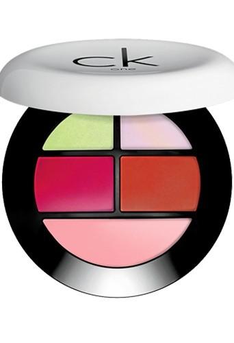 Palette Color + Treat Lip Kit CK One Color, en exclusivité chez Marionnaud. 45€
