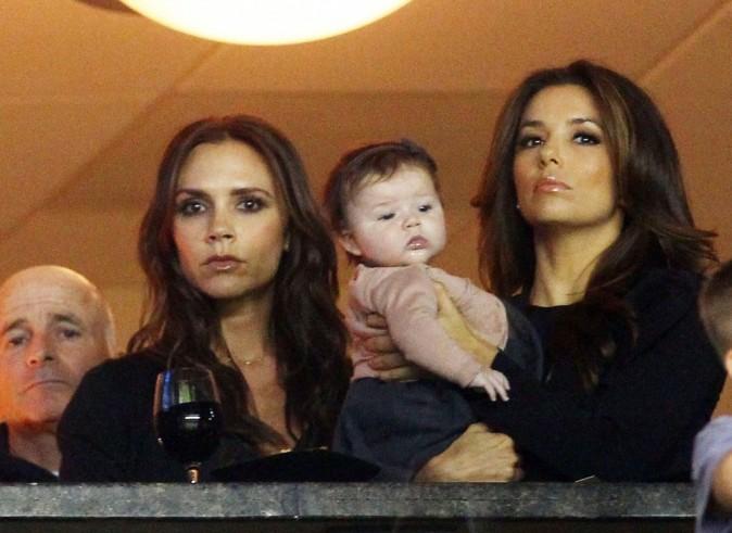 Avec Maman Victoria et Tata Eva, difficile d'échapper aux diktats de la mode !