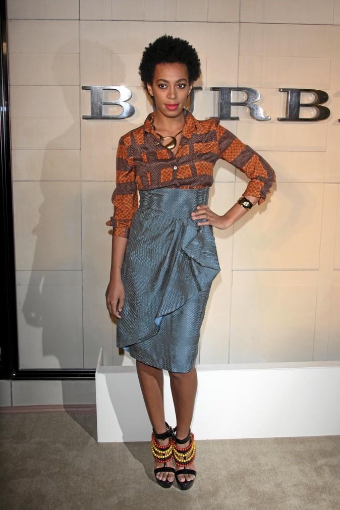 La soeur de Beyoncé a le style dans la peau !