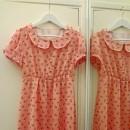 Robe à fleurs, Avant Première aux Galeries Lafayette 49 €