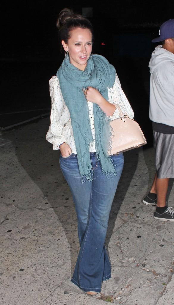 Jennifer Love Hewitt se laisse aller !