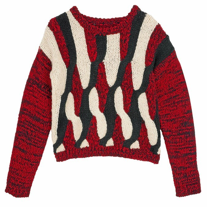 Pull en laine, Urban Outfitters 90 €