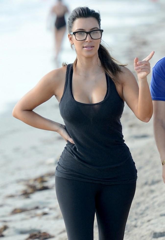 Kim Kardashian : 10 photos chocs de son fessier - Mode