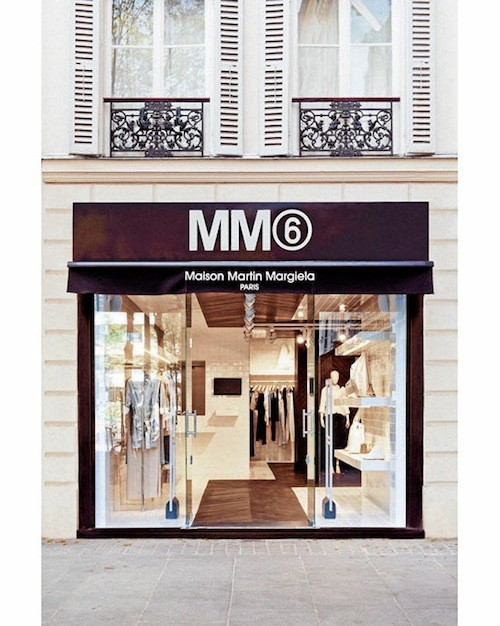 MM6 BOUTIQUE