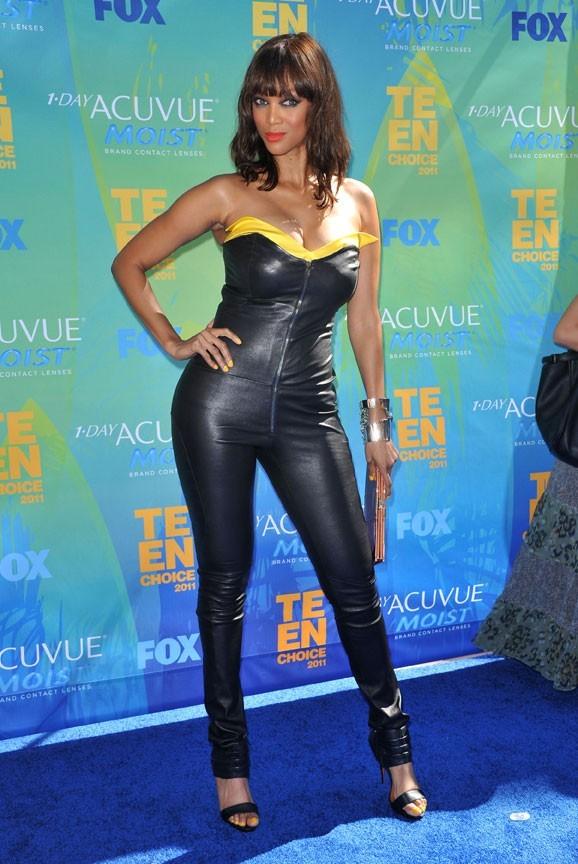 Tyra Banks (13ème)