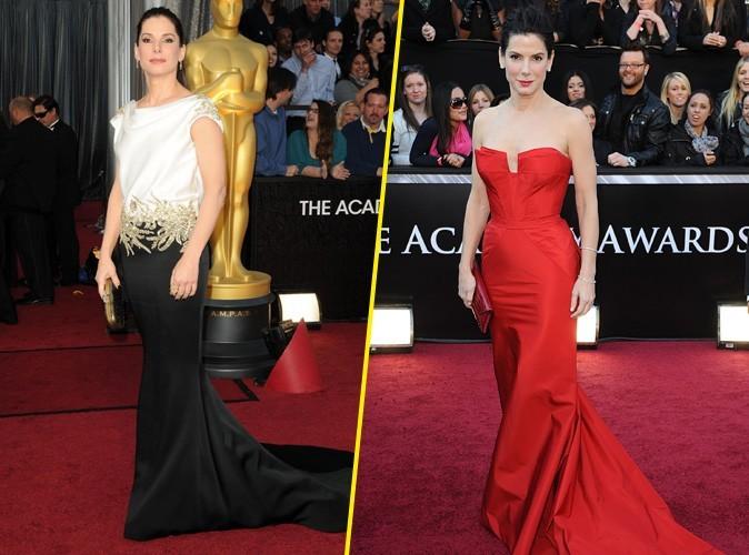Sandra Bullock en 2012 ou en 2011 ?