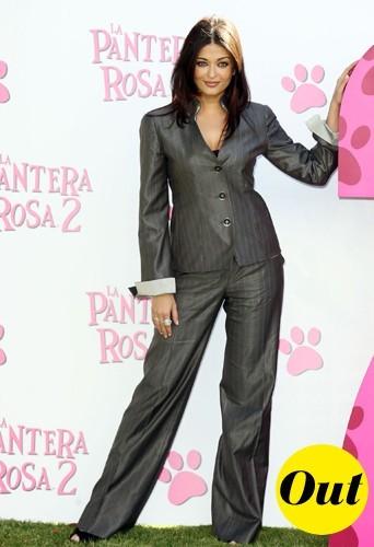 Aishwarya Rai en 2009 à Madrid.