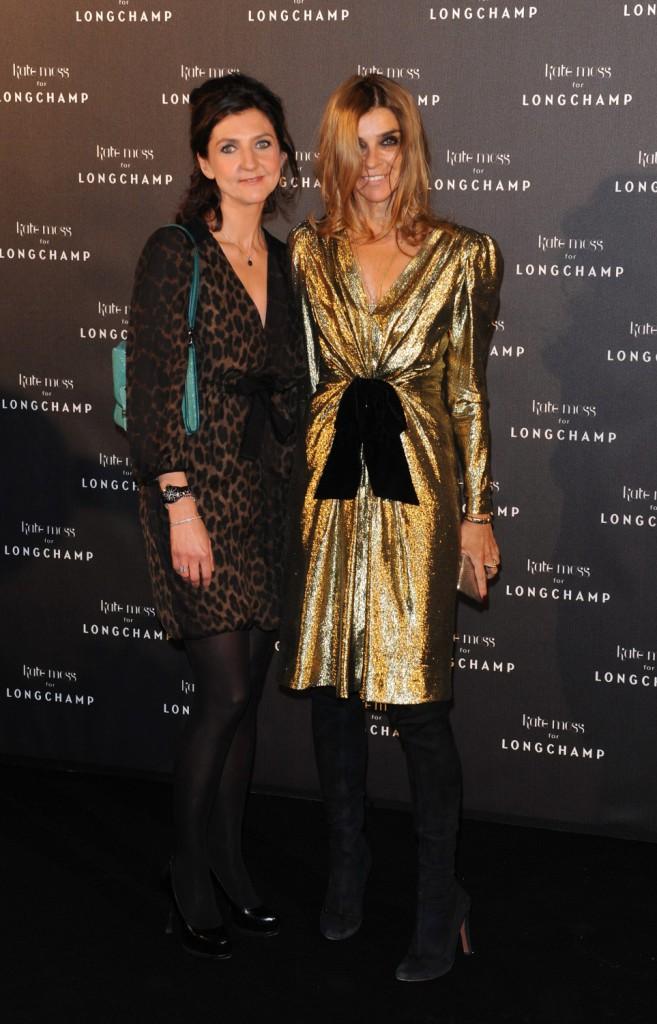 Carine Roitfeld : découvrez le CV fashion de l'ex-éditrice en chef de VOGUE Paris !