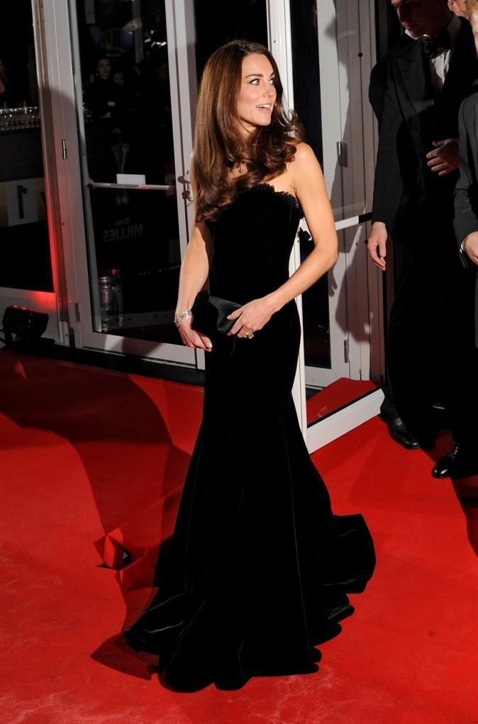 "Kate Middleton lors des ""Sun military awards"" en 2011 !"