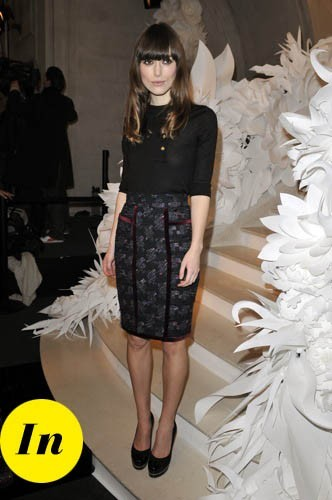 Keira Knightley au top!