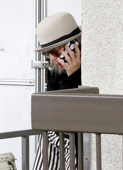 C'est l'iPhone de Diane Keaton !