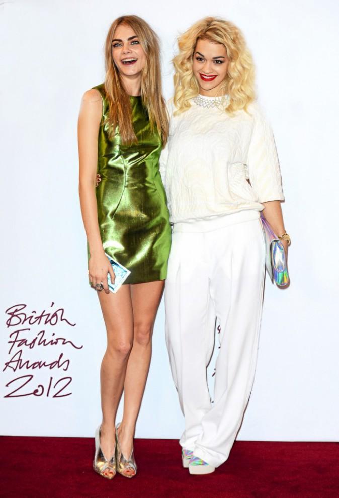 New-York comme Rita Ora et Cara Delevingne :