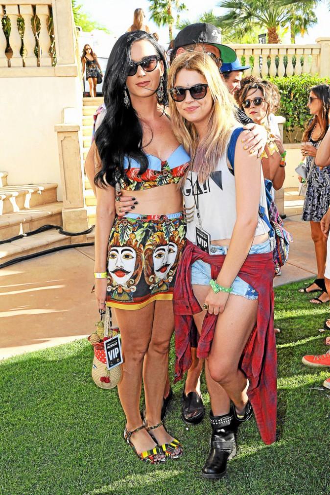 Portofino comme Ashley Benson et Katy Perry :
