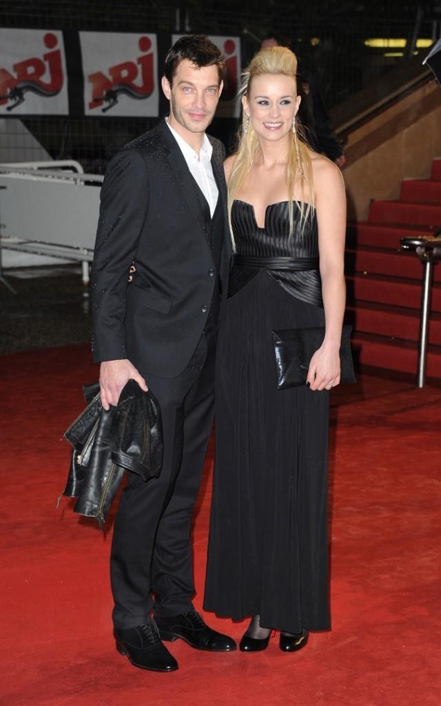 Looks de stars aux nrj music awards 2012 votez pour votre tenue pr f r e - Mari d elodie gossuin ...