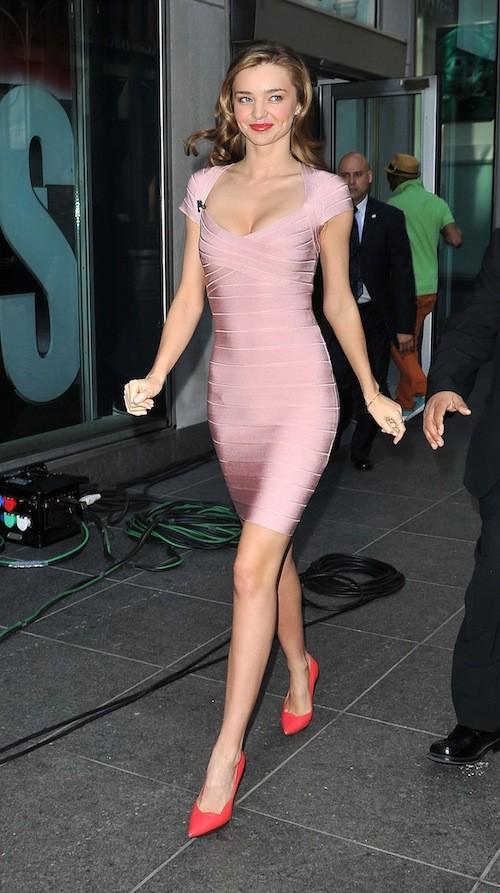 Miranda Kerr le 4 juin 2013