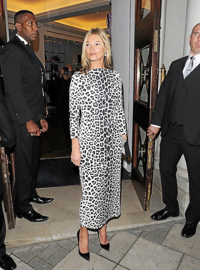 Kate Moss, Print d'excellence signé Marc Jacobs !