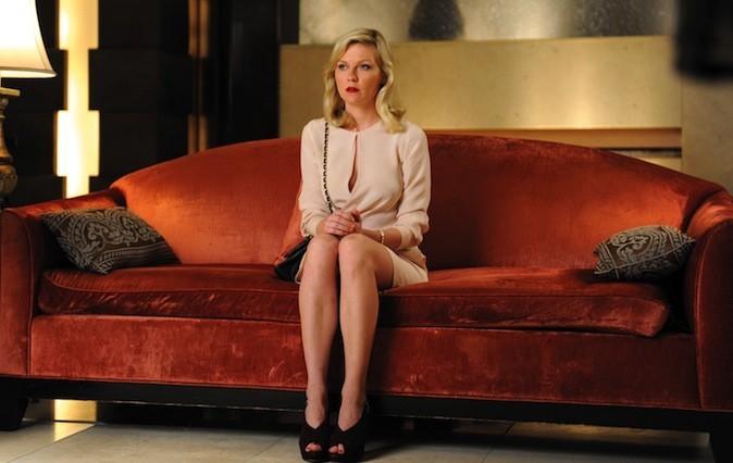 Kirsten Dunst dans le rôle de Regan Crawford