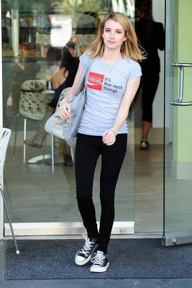 Le t-shirt Coca Cola fait sensation.