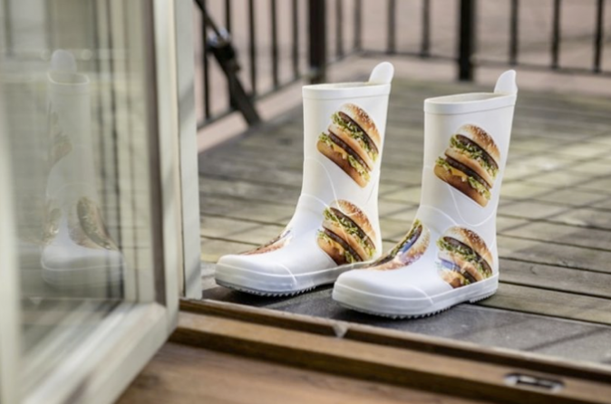 McDonald's, après la junk food, la mode !