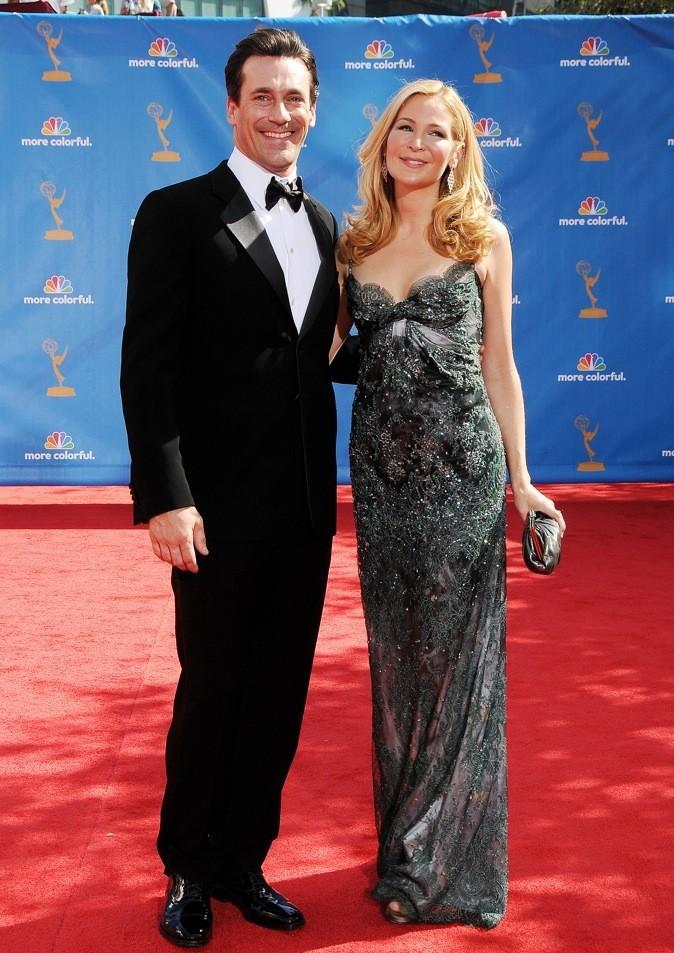 Jennifer Westfeldt & John Hamm : heureux comme jamais !