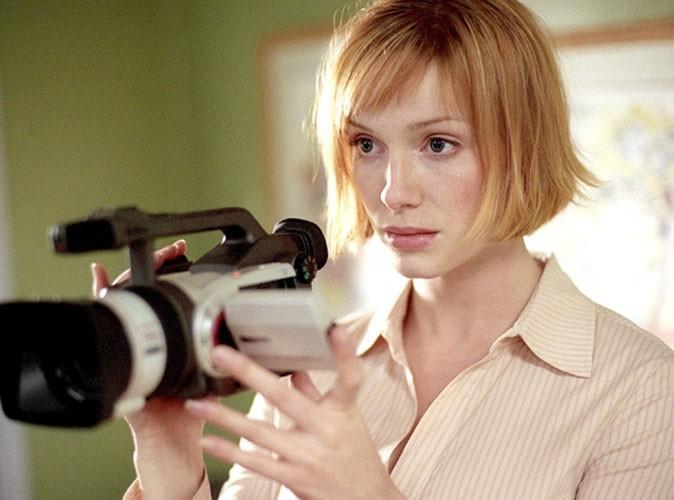 Christina Hendricks blonde : et non elle n'est pas rousse...
