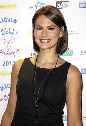 Laeticia Bléger en 2012