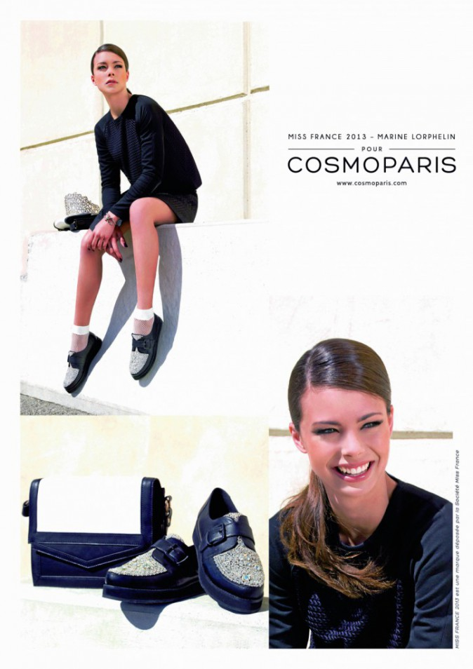 Marine Lorphelin pour CosmoParis