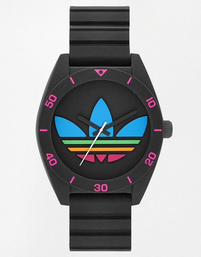 Montre Santiago, Adidas sur asos.fr 108 €
