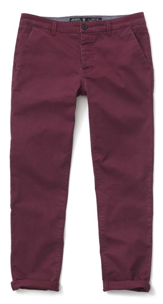 Pantalon chino, Burton Menswear 32 €
