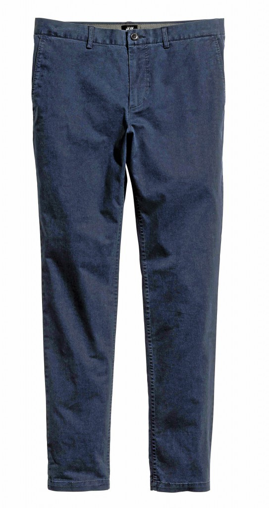 Pantalon chino, H&M 24€