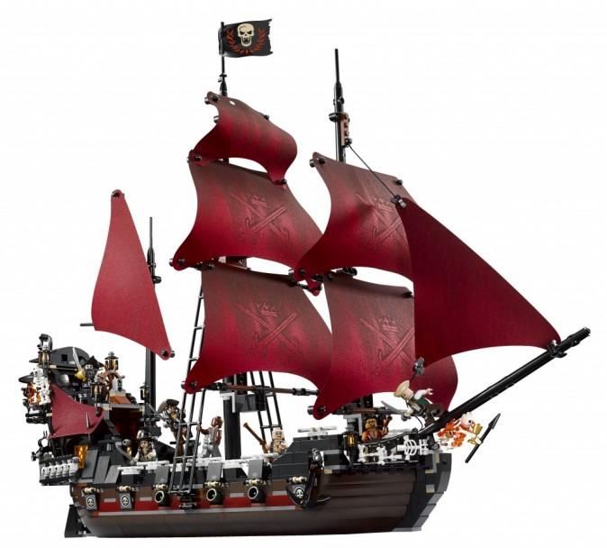 Pirates des Caraïbes, Lego