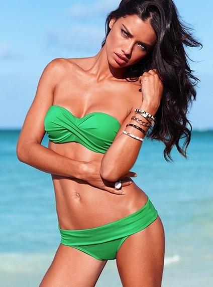 Janvier 2012 : catalogue Victoria's Secret