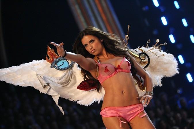 Novembre 2007 : défilé Victoria's Secret