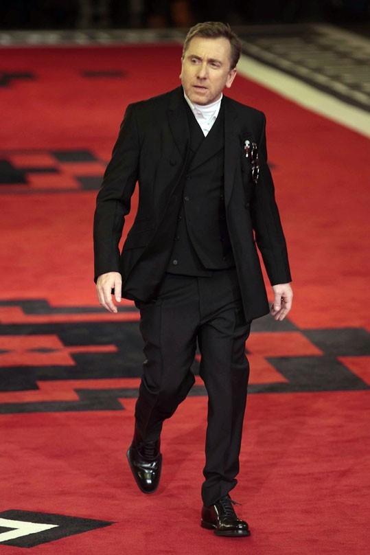 Tim Roth pour Prada