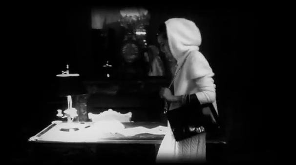 """Alice Dellal dans """"My New Friend Boy"""" by Karl Lagerfeld"""
